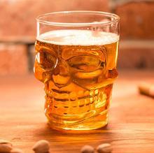 Gift World Gift World, Kufel do piwa, czaszka, 550 ml