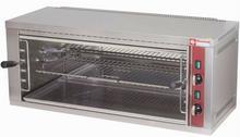 Diamond Salamander elektryczny z regulowaną kratką | 4400W | 880x350x(H)400mm ST70A/D-N