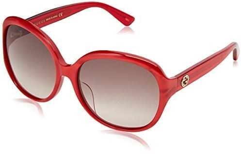 03181c99a8008 Gucci GG damskie 3576 okulary przeciwsłoneczne 55 MM - DE 55-18-140 ...