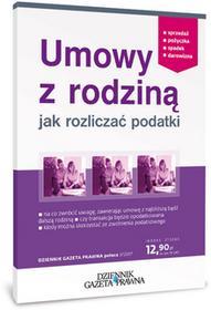 Kowalski Radosław Umowy z rodziną Jak rozliczać podatki / wysyłka w 24h