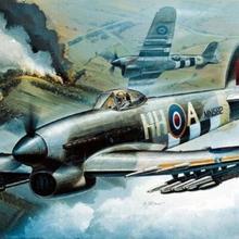 Academy Hawker Typhoon 12462