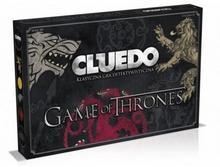 Winning Moves Cluedo Gra o tron gra towarzyska