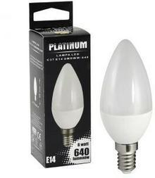 Polux Żarówka LED E14 SMD LED 6W Ciepła 305657