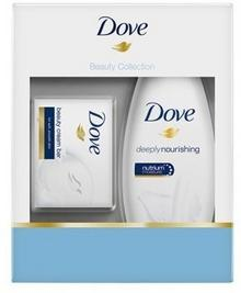 Dove Zestaw - Beauty Peace (soap/100g + gel/250ml) Zestaw - Beauty Peace (soap/100g + gel/250ml)