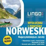 Norweski Najprzydatniejsze zwroty Wysłuchaj i powtórz Izabela Krepsztul MP3)