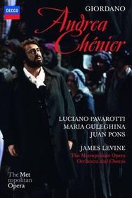 Decca Music Group Pavarotti Luciano,Guleghina Maria,Pons Juan Andrea Chenier
