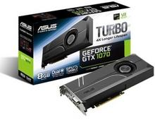 Asus GeForce GTX 1070 Turbo VR Ready (90YV09P0-M0NA00)