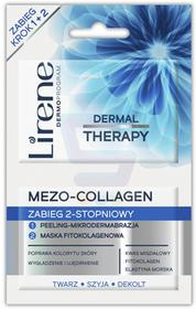 Dr Irena Eris Dermal Therapy Zabieg 2-stopniowy Mezo - Collagen 2 x 6 ml