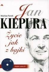 Wydawnictwo AA Wacław Panek Jan Kiepura. Życie jak z bajki + CD