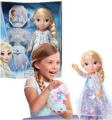 Jakks Pacific Elsa w blasku zorzy polarnej - DARMOWA DOSTAWA OD 199 ZŁ!!!