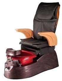Fotel Pedicure Spa Aruba Czarny 920-BS BG-920/BLACK