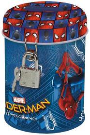 Skarbonka z kłódką Spider-Man Homecoming 10 Derform