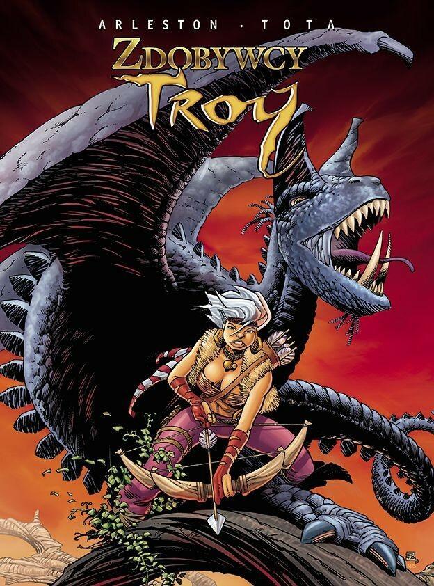 Egmont Zdobywcy Troy - Christophe Arleston