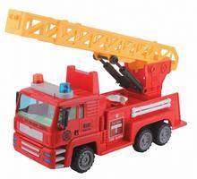 Dromader Straż pożarna na radio z ładowarką