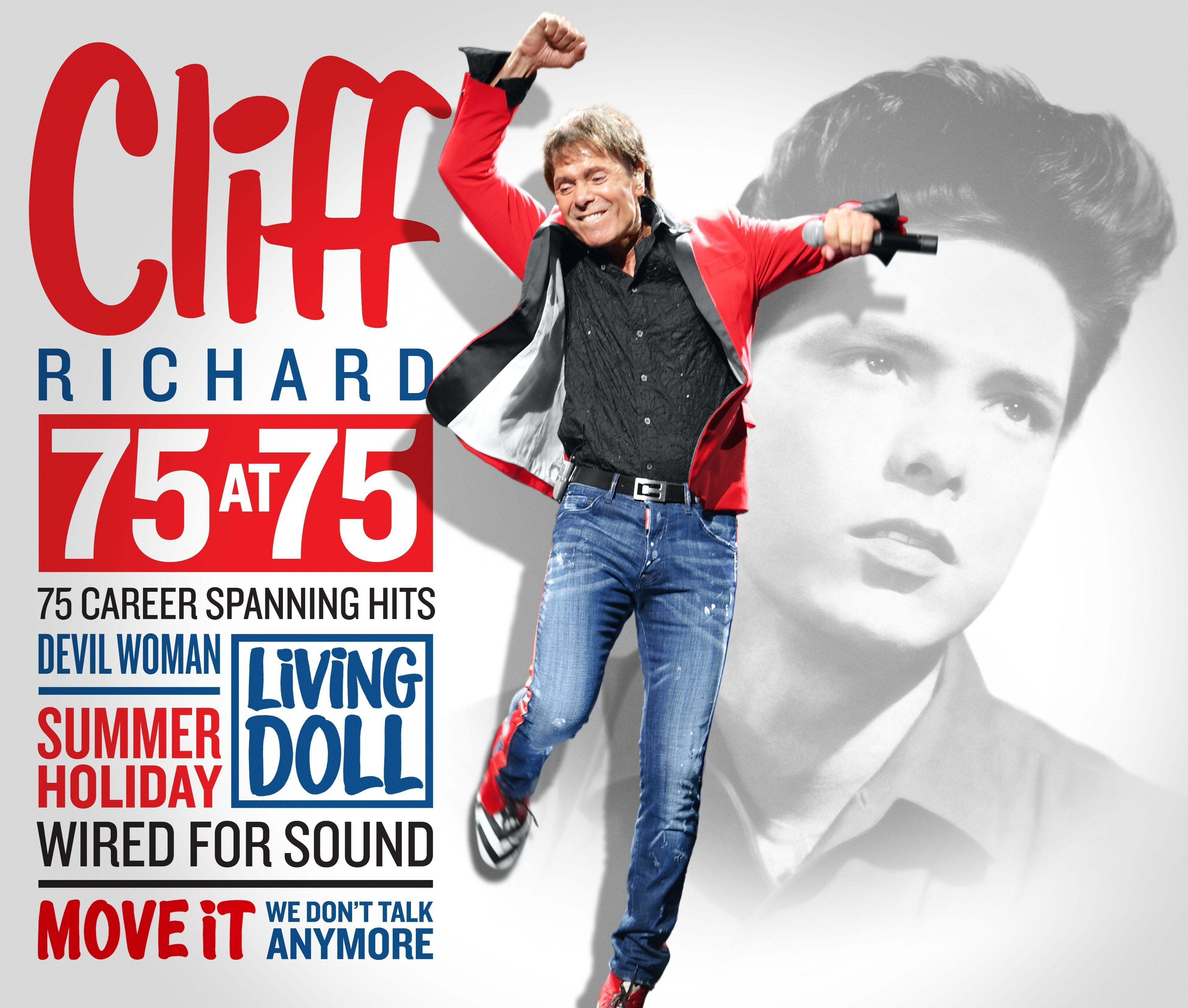 75 At 75 CD) Richard Cliff
