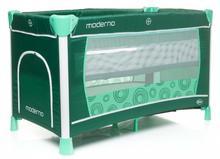 4Baby łóżeczko podróżne Moderno turkusowy