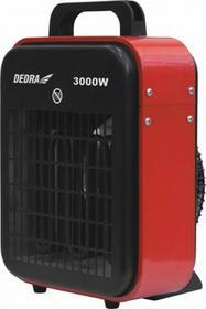 Dedra Nagrzewnica elektryczna DED9921B o mocy 3,0 kW DED9921B
