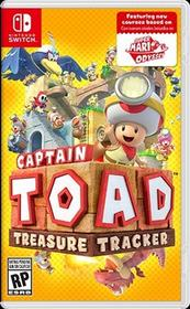 Captain Toad Treasure Tracker NSWITCH