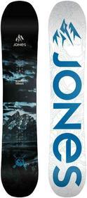 Jones snowboard Discovery Black BLACK)
