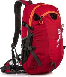 Milo Plecak trekkingowy Gudya 25 czerwony roz uniw 335636) 335636