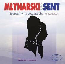 Jeste?my na wczasach Na ?ywo 2001 CD Wojciech M?ynarski Janusz Sent