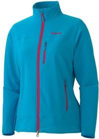 Marmot kurtka softshellowa Women`s Tempo Jacket Bluestone L