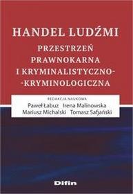 Difin Handel ludźmi - Łabuz Paweł, Malinowska Irena, Michalski Mariusz, Tomasz Safjański