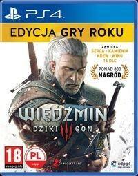 cdp.pl Wiedźmin 3 Edycja Gry Roku PS4