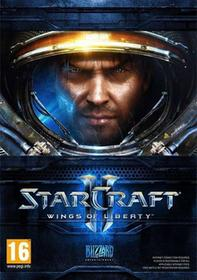 blizzard entertainment Gra PC StarCraft II: Wings of Liberty PL