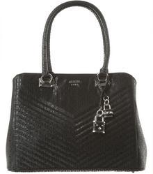 Guess Halley Handbag Czarny UNI (170938)