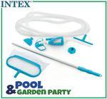 Intex Zestaw czyszczący Deluxe do basenu, odkurzacz 28003