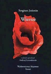 Wiersze - Sergiusz Jesienin