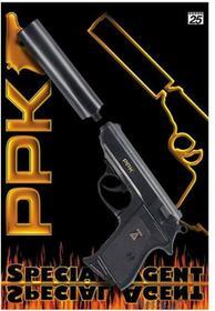 Sohni-Wicke Sohni-Wicke Agent Specjalny pistolet+tłumik,25 strzałów