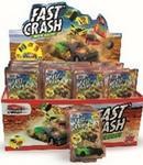 Formatex Fast Crash, Autka mix