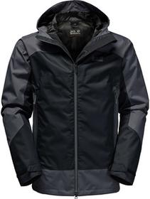 Jack Wolfskin Kurtka NORTH SLOPE MEN black