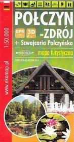 Eko Map Połczyn-Zdrój i Szwajcaria Połczyńska, 1:50 000