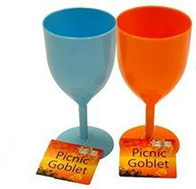 Piknik boyz Toys Forest na kemping, kieliszek do wina, kieliszki do wina, niebieski 5029476006922