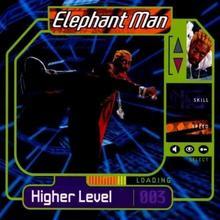 Higher Level Elephant Man Płyta CD)