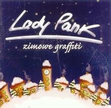 Lady Pank Zimowe graffiti Lady Pank