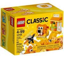 LEGO Classic Pomarańczowy zestaw kreatywny 10709
