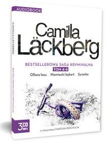Czarna Owca Ofiara losu / Niemiecki bękart / Syrenka - Camilla Lackberg