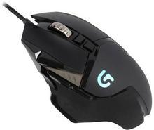 Logitech G502 czarna