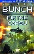 Rebis PIĘTNO CZASU Chris Bunch 8373015493
