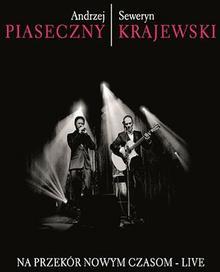 """Andrzej \""""Piasek"""" Piaseczny Na przekór nowym czasom Live Vinyl)"""