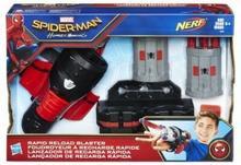 Hasbro Nerf Spider-Man Rapid Reload Blaster wyrzutnia