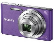 Sony DSC-W830 fioletowy