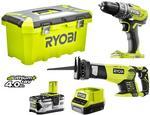 Ryobi R18CK2-14T 4 części 18 V 4,0 Ah