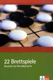 LektorKlett 22 Brettspiele DaF - A. Pfau, A. Schmid