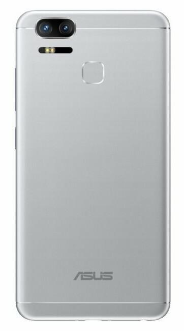 Asus Zenfone Zoom S 64GB Dual Sim Srebrny