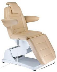 Elektryczny fotel kosmetyczny BG-228 beż BG-228 beż